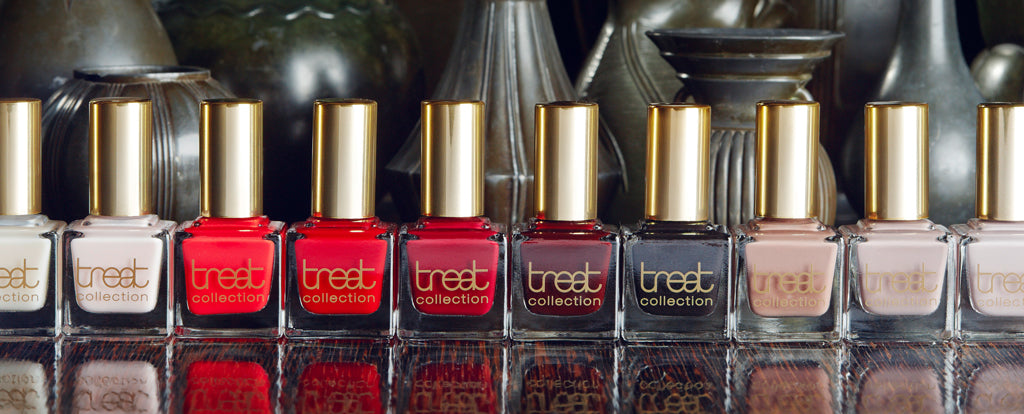 Treat Collection | I Am Natural Store (Australia) | 5-free nail polish