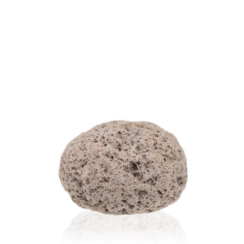 PUMICE STONE <br> Natural exfoliator for hands, elbows, knees and feet