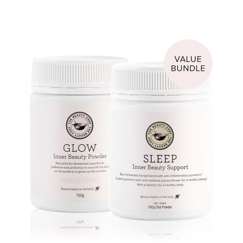 AM to PM Kit <br> Glow + Sleep