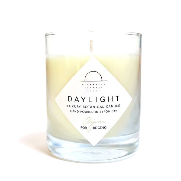DAYLIGHT <br> Luxury Botanical Candle. Hand-poured in Byron Bay