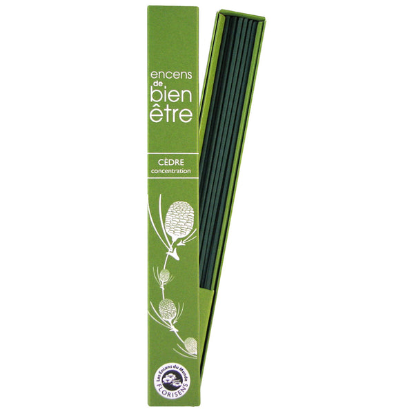 AROMAMBIANCE <br> Incense for Well-being ( 8 varieties )