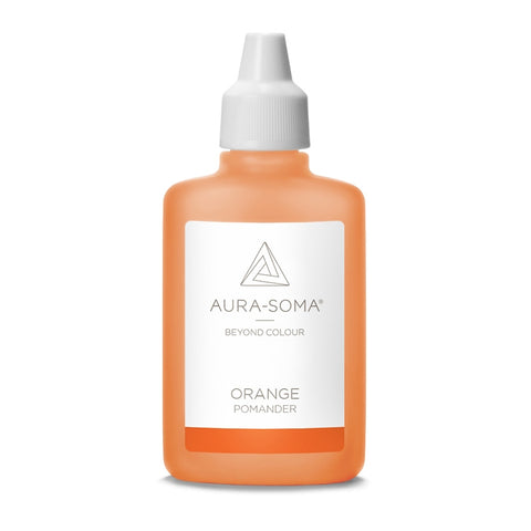 POMANDER ORANGE <br> Restores balance and stimulates deep insight, 25ml