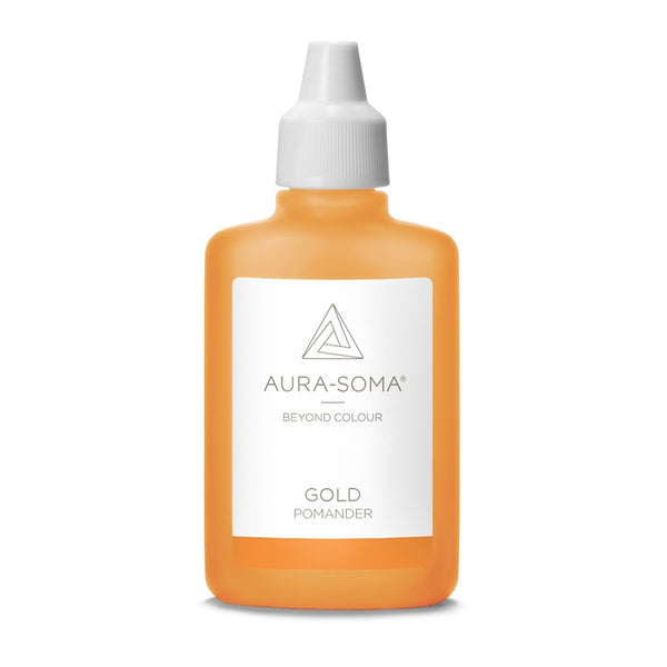 POMANDER GOLD <br> Deep joy in reconnecting with innate and collective wisdom, 25ml