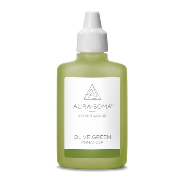 POMANDER OLIVE GREEN <br> Cleansing and refreshing, 25ml