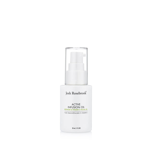 ACTIVE INFUSION OIL <br> Regenerating retinoid facial oil, 30ml