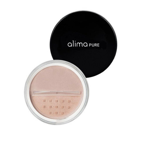 RADIANT FINISHING POWDER <br> Brightens and creates natural luminosity, 3g