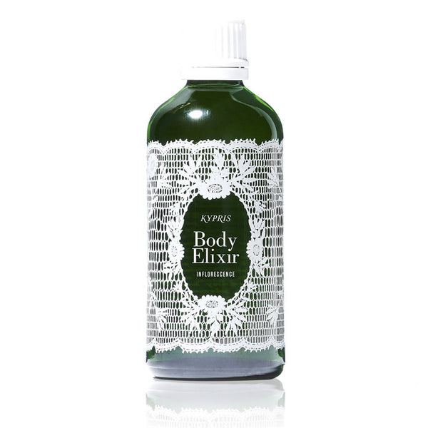 BODY ELIXIR – INFLORESCENCE <br> Create deliciously moisturised, ecstatically touchable bare skin, 100ml