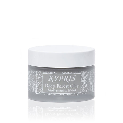 DEEP FOREST CLAY <br> Detoxifying Mask & Exfoliant, 46ml