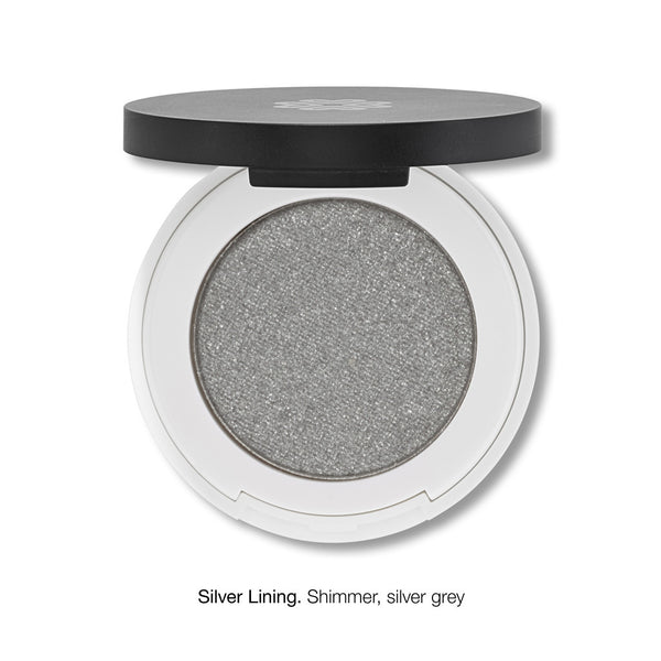 PRESSED EYE SHADOW <br> Rich in moisturising jojoba oil and anti-ageing sea holly extract