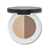 EYEBROW DUO <br> Pressed powder to define brows paired with natural wax to hold brows <br> ( 3 shades )