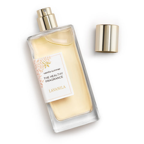THE HEALTHY FRAGRANCE <br> Vanilla Summer
