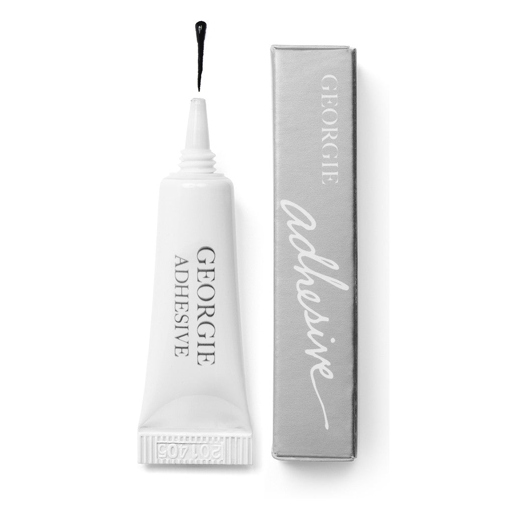 GEORGIE FAUX LASH ADHESIVE - BLACK <br> Non-toxic adhesive for false eyelashes