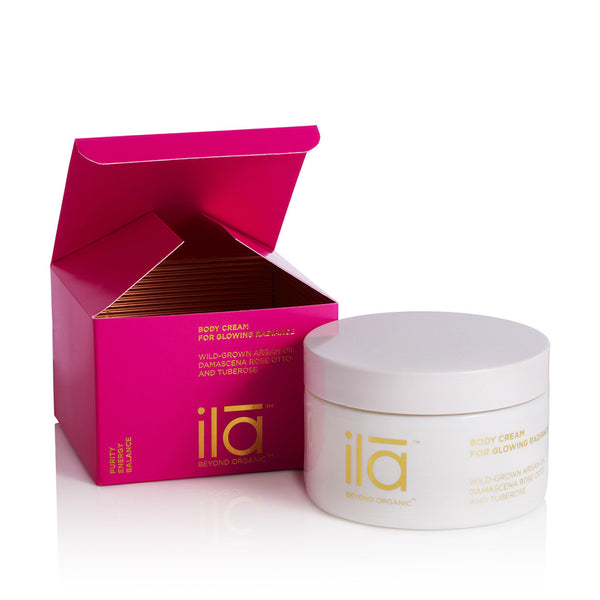 BODY CREAM FOR GLOWING RADIANCE 200g