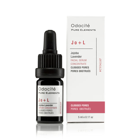 Jo+L : CLOGGED PORES <br> Jojoba Lavender Serum Concentrate, 5ml