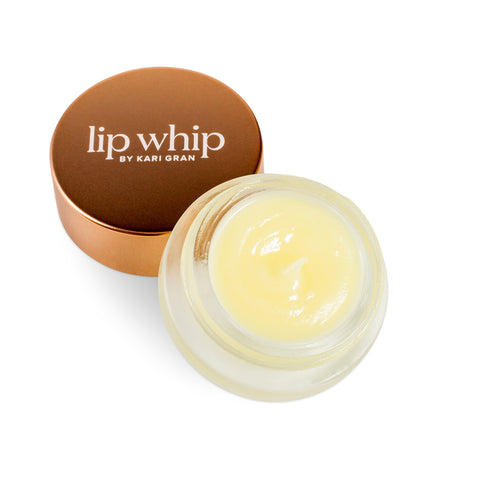 LIP WHIP - NAKED <br> Everyday lip balm gives lips a sensual, glossy, moisturising boost, 7ml <br> [ 2 scents ]