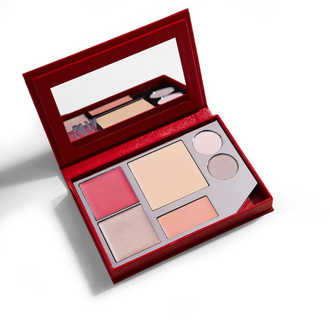 PALETTE - COLLECTOR'S KIT <br> Whole new way to travel with your favourite Kjær Weis makeup. (Case only)