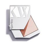 FLUSH & GLOW DUO <br> Organic and refillable <br> [ Compact / Refill. 4 shades ]