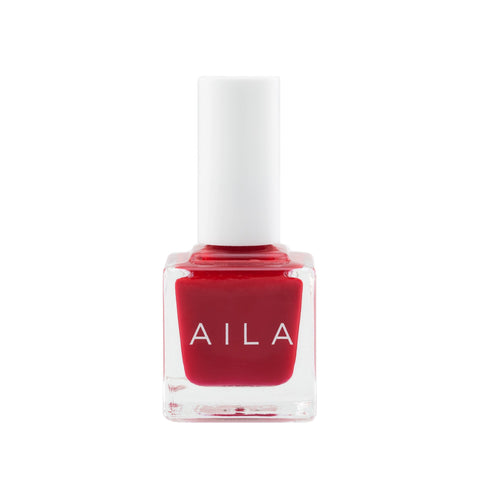 SARANG <br> Nail Lacquer ( Cool red )