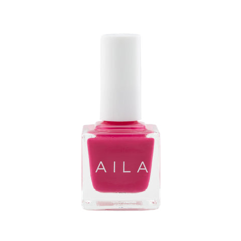 POWER DRINK <br> Nail Lacquer ( Raspberry )
