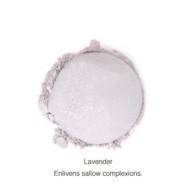 Lavender Colour Balancing Powder
