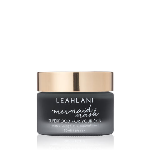 MERMAID MASK <br> A superfood for the skin! Nourishes, purifies and revitalises your complexion on a cellular level, 50ml