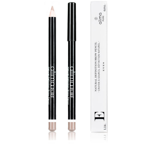 NATURAL DEFINITION BROW PENCIL <br> Smooth, blendable pencil for precise application