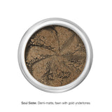 MINERAL EYE SHADOW <br> Highly pigmented, long lasting, durable finish
