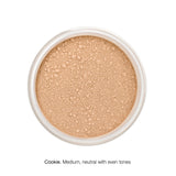 MINERAL FOUNDATION SPF 15 <br> Finely milled mineral foundation