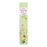 SUMMER INCENSE RANGE <br> Natural Insect Repellent Incense for outdoors and indoors