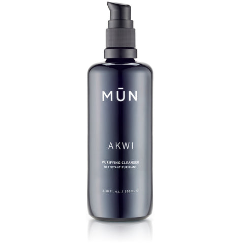 AKWI PURIFYING CLEANSER <br> Gentle oil-based Face Cleanser/Makeup Remover, 100ml