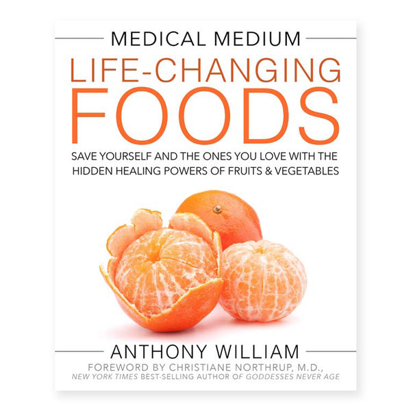 LIFE-CHANGING FOODS