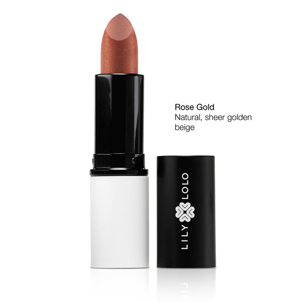 NATURAL LIPSTICK <br> Delivers a burst of radiant colour while protecting your lips <br> [ 10 shades ]