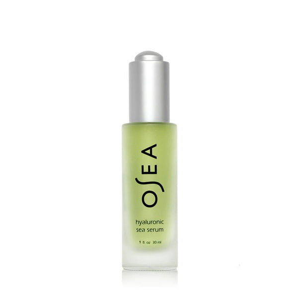 HYALURONIC SEA SERUM <br> Concentrated moisture boosting, age-defying serum, 30ml