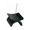 INCENSE-HOLDERS AND BURNERS <br> Cast-iron, porcelain and stone