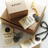 Family Charm <br> PEWTER CHARM <br> KUTUU
