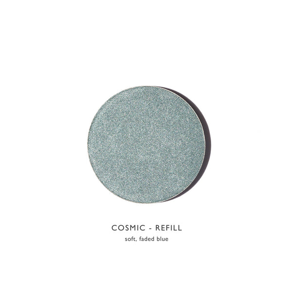 PRESSED EYESHADOW REFILLS <br> Refill pan for Pressed Eyeshadow compact, 2.5g <br> [ 10 shades ]