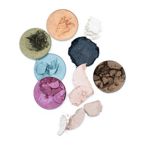 PRESSED EYESHADOW REFILLS <br> Refill pan for Pressed Eyeshadow compact, 2.5g