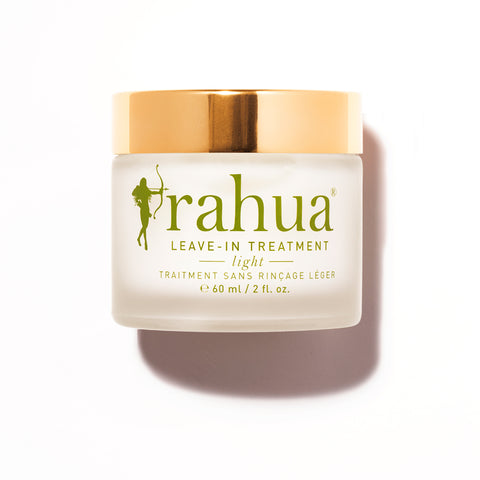 RAHUA LEAVE-IN TREATMENT LIGHT<br> Anti-frizz treatment repairs, protects and imparts gorgeous shine, 60ml <br> [ For Fine Hair ]