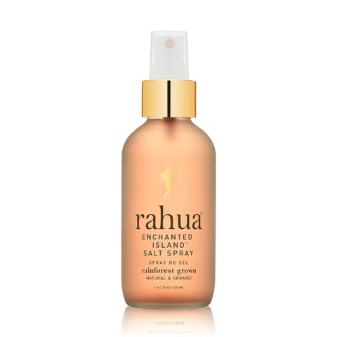 RAHUA ENCHANTED ISLAND SALT SPRAY <br> Creates perfectly tousled, wavy beach hair, 124ml