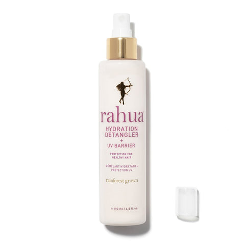 RAHUA HYDRATION DETANGLER + UV BARRIER <br> Prime hair with this leave-in detangler, creates instantly brushable hair, 193ml