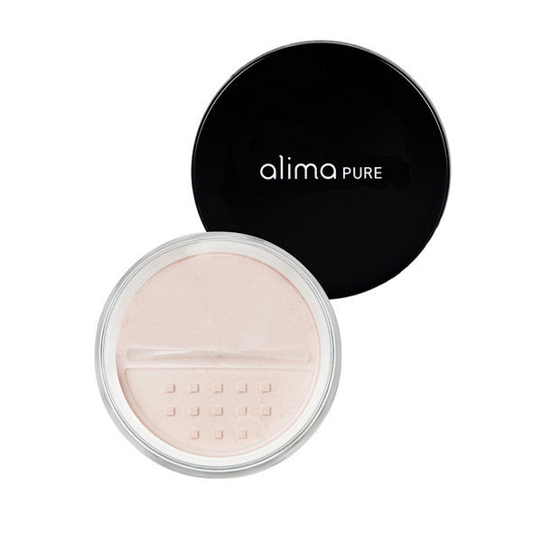 SATIN MATTE FOUNDATION <br> Silky, weightless award-winning mineral foundation, hypoallergenic, 6.5g <br> [ 34 shades ]