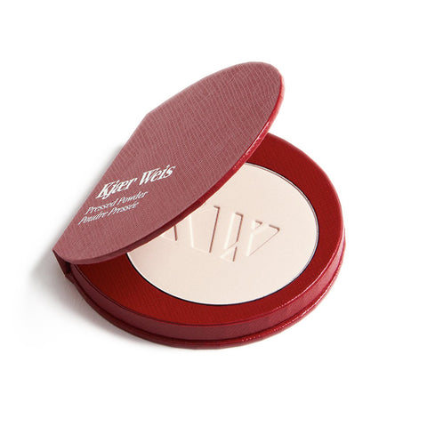 POWDER <br> Certified Organic · Oil Control · Ultra-Soft <br> Red Edition / Refill / Iconic Edition
