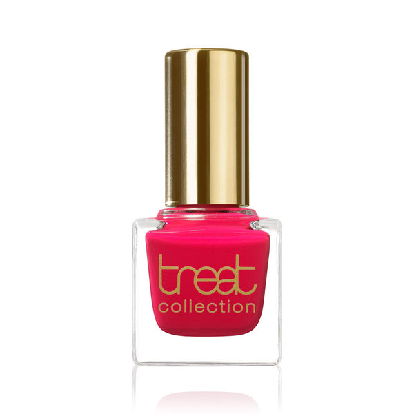 A SPECIAL SOMETHING <br> Nail Polish ( Bright cherry red )