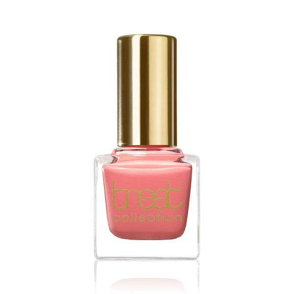 BLUSHING <br> Nail Polish ( Bubblegum pink )