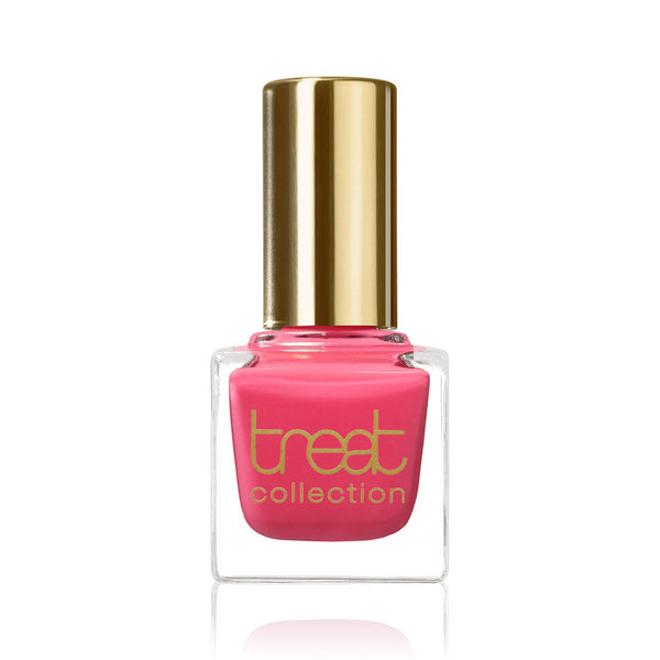BLUSHING BLOOMS <br> Nail Polish ( Bright shade of pink )