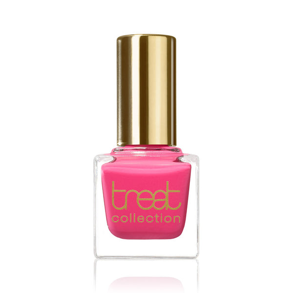 DANCE FLOOR <br> Nail Polish ( Electrifying shade of pink )