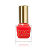 GODDESS <br> Nail Polish ( Shiny bright orange-red )