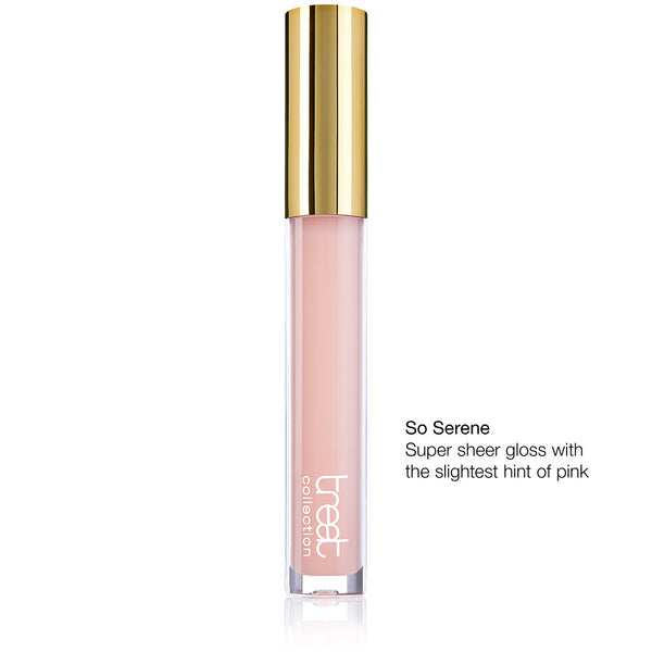 LIPSHINE <br> Velvety smooth, moisturising lip gloss for a perfect sheer and subtle shine <br> [ 20 shades ]