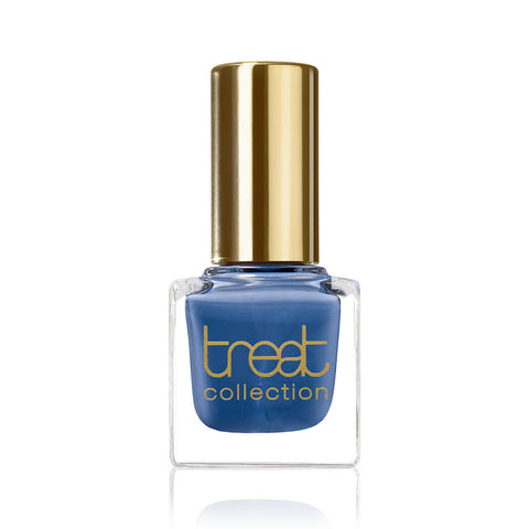 MOONLIGHT <br> Nail Polish ( Medium blue colour with a warm undertone )
