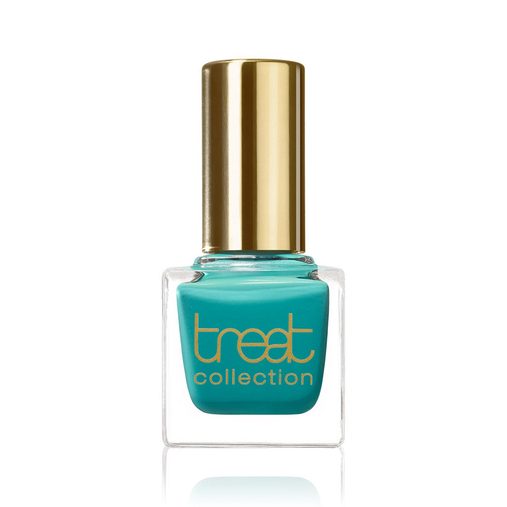 OUTDOORS <br> Nail Polish ( Electrifying shade of green )